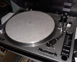 Numark Direct Drive Turntable