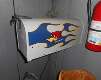 custom mail Box   Thrush automotive Image