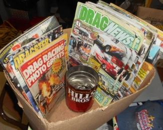 Drag Racing magazines