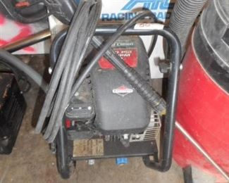 power  pressure washer