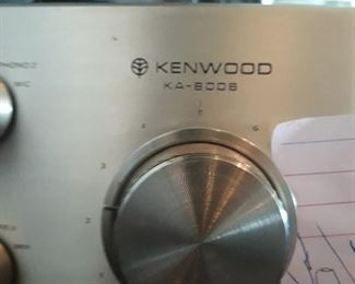 Kenwood  amplifier KA-8006