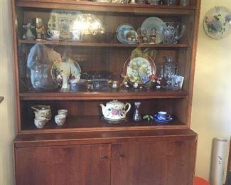 Mid Century Lane china cabinet