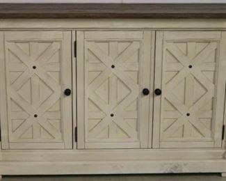 3 Door credenza