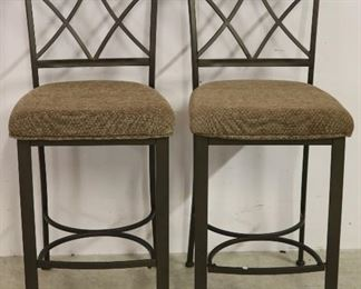 Matched pair barstools