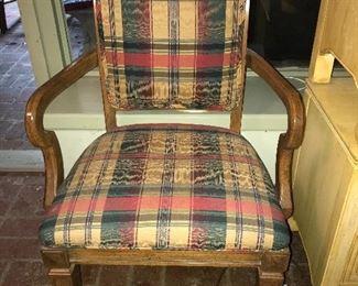 Single side chair.