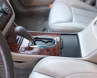 2007 DTS Cadillac sedan, 145K miles.