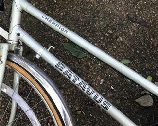 Vintage Batavus Champion ladies bike.
