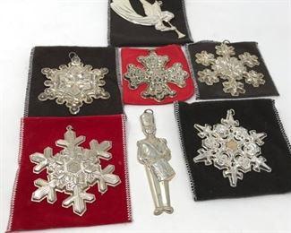 Sterling Ornament Collection #3 https://ctbids.com/#!/description/share/190163