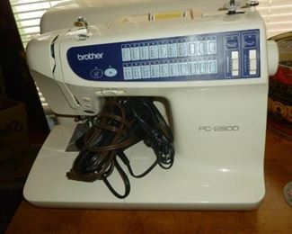 Awesome Brother Sewing Machine
