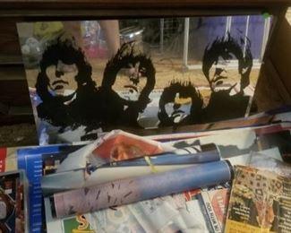 Beatles Memorbilia