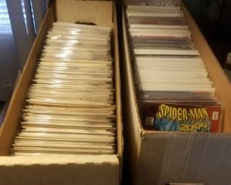 Comic Books, Many first editions