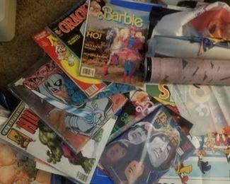 Vintage Magazines, Mad Magazines