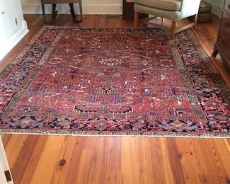 Beautiful oriental rug