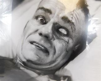 Lon Chaney - the original spooky man!