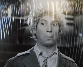 Harpo Marx - always silent; always goofy; but always the set-up man for his brother Groucho.