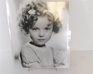 Shirley Temple - America's Sweetheart!  (and, this sale includes 20 other photos of our future U.S. Ambassador)