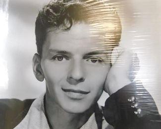 Frank Sinatra - the crooner!