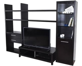 7. Modular Bookcase and Wall Storage Unit