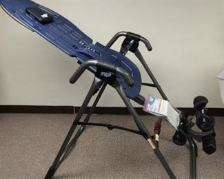 Hang Ups EP Series  Inversion Table  Mint Condition