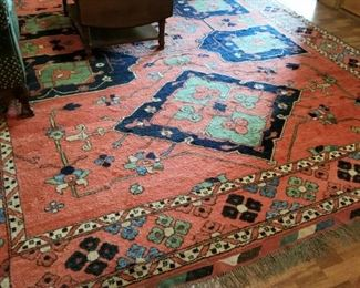 rug is sold but drop leaf coffee table is still available