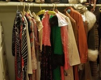 Gorgeous vintage clothing from 50's & 60's