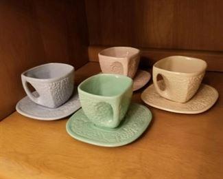 Niloak cup and saucer set