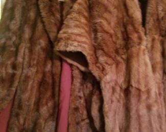 Fur capes