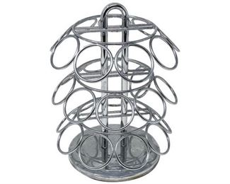 4. Spinning Spice Rack