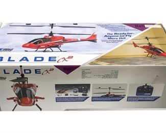7. New in Box Remote Control Helicopter