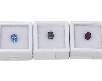 15. 3 Loose Gemstones