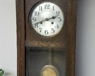 Many Nice Old Clocks