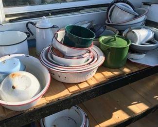 metalware dishes