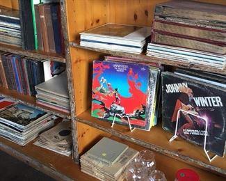 album records