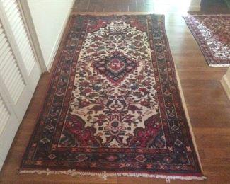 Hall carpet. Very nice