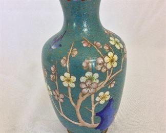 "Vase, 7 1/4"" H."