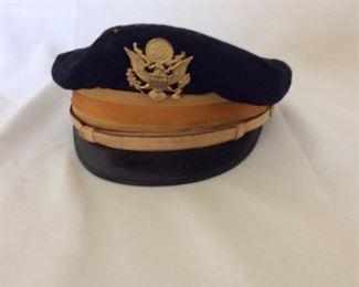 Flight Ace Wool Hat.
