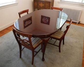 Dining Room Table Without Leaf