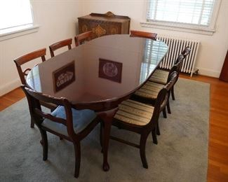 Dining Room Table With Leaf