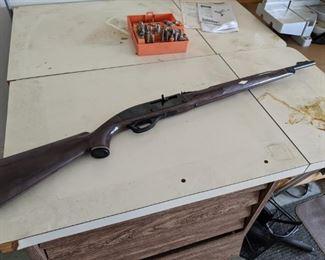 Remington 22 LR rifle $150