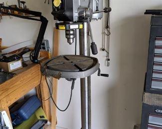 Hitachi B16RM drill press $400