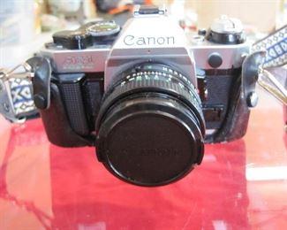 Canon AE-1 Program Camera