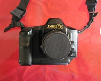 Canon T90 Camera