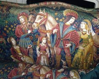 Exceptional fabric in brilliant colors