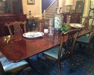 Stunning dining table