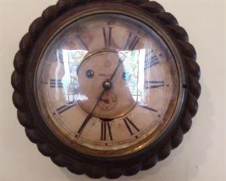 Vintage nautical clock.