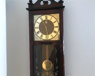Pearl Grandfather Clock
