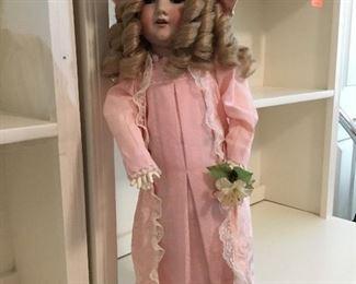 "Armand Marseille 390 Germany doll 24"""