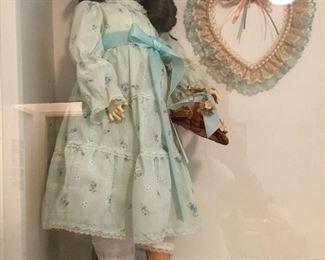 "Armand Marseille 390 German doll 24"""