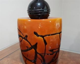 Asian Ceramic Jar