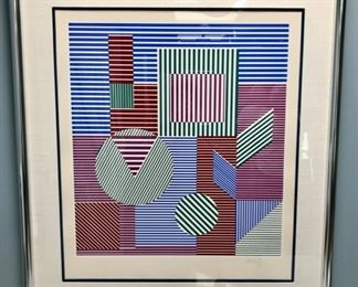 Victor Vasarely Signed - #75/275
